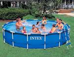 Бассейн каркасный INTEX 28200