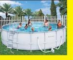 Каркасный бассейн Bestway 56232 (549х132 см) металлич. каркас, полная комплектация