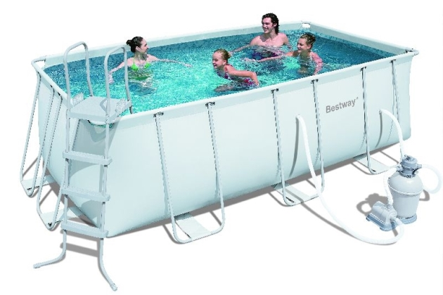 BESTWAY RECTANGULAR FRAME POOLS 56244